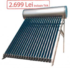 Oferta panou solar presurizat 150 litri